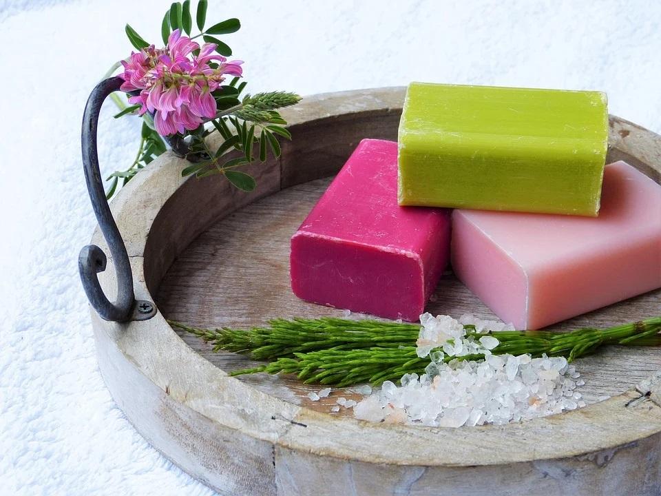сапуни за баня