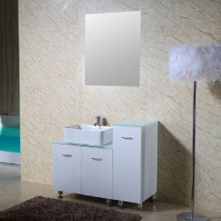 Комплект шкаф за баня