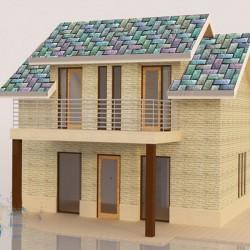 Декори за покриви - триизмерни