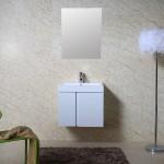 Комплект шкаф за баня с мивка Zora