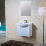 Комплект шкаф за баня с мивка Jana
