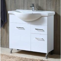 Шкаф и мивка за баня PVC