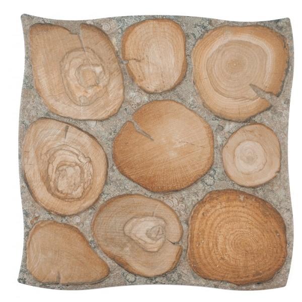 Гранитогрес плочки с размери 33 x 33 см. Гранитогрес Goritsy