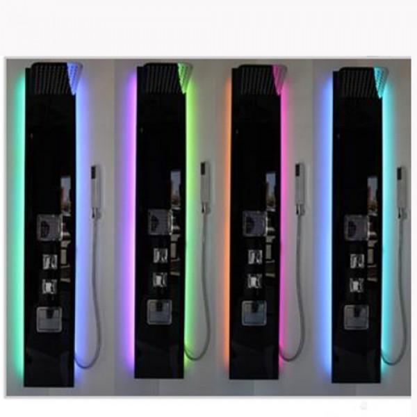 Хидро панел с душ масаж LED