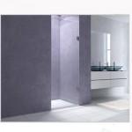 Врата-преграда за баня - стъклена