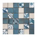 Оригинална мозайка Mosaico Montblanc Blue  от CIFRE (Испания)