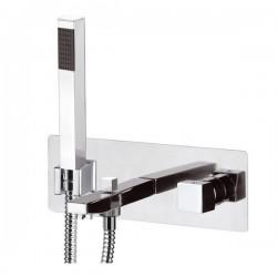 Смесителна система за вграждане вана/душ