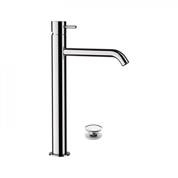 Висок смесител за мивка – модел с клик сифон Tokyo TK607
