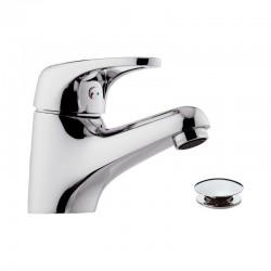 Смесител за мивка с преливник ECO дизайн ES5605M