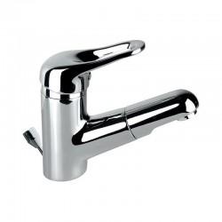 Смесител за умивалник с душ глава ECO дизайн ES5605P