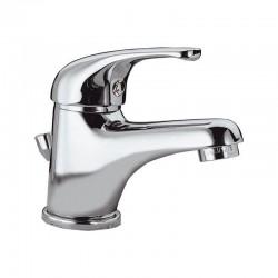 Смесител за мивка с изпразнител с мини дръжка MINI MT16605