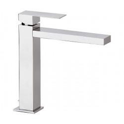 Висок италиански смесител за мивка в баня