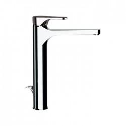 Висок смесител за мивка – дизайнерски модел Omega OM607X