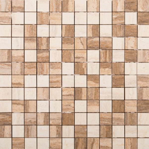 Декорни плочки за баня с размери 30 x 30 см. Неос Пано мозайка