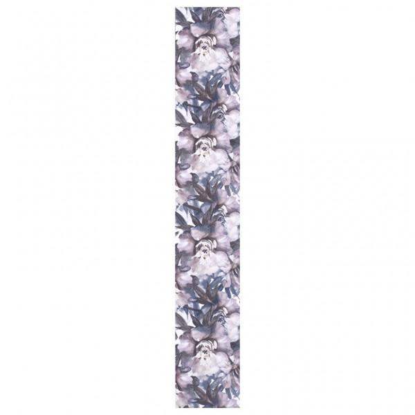 Фриз за баня с размери 8 x 50 см. Самба Flowers