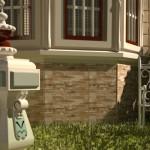 Великолепни плочки от гранитогрес Брик от Ceramica Fiore (България)