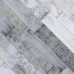 Износоустойчив гранитогрес за интериор в бяло Evolution Bianco II-ро качество - Луксозна Серия от Ceramica Fiore (България)
