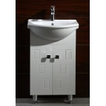 Комплект шкаф за баня с мивка Spencer