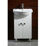 Комплект шкаф за баня с мивка Spencer 2
