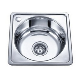 Единична мивка от Интер Керамик - Алпака