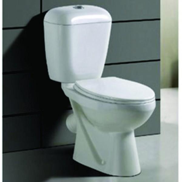 Класически WC Комплект - Порцелан