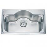 Единична мивка от алпака - Интер Керамик