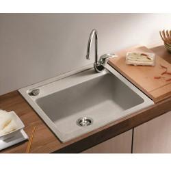 Стилна Гранитна мивка за вграждане - Интер Керамика