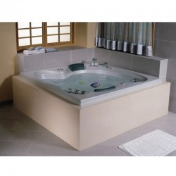 """Вана за баня """"Сияние"""" – с хидромасажни функции"""