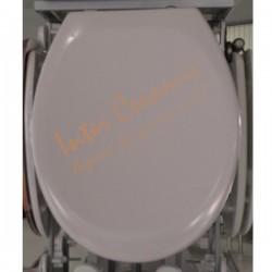 Седалка и капак за WC – класически модел ICST 721