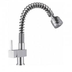 Смесител с изтеглящ се душ за кухненска мивка ICF 7565271C