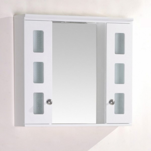 Стилен огледален шкаф за баня – модел ICMC 1043 60