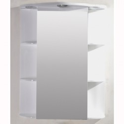 Горен огледален шкаф за баня – модел  ICMC 2000-55/ICMC 2000-65