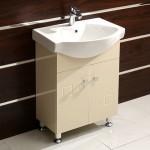 Комплект за баня шкаф и мивка
