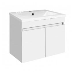 Луксозен шкаф за баня от PVC