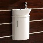 Комплект шкаф за баня с мивка Emira
