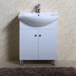 Водоустойчив PVC шкаф за баня ICP 6591 от Inter Ceramic (България)