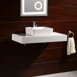 Бял плот за баня от PVC материя – модел ICP 8012W