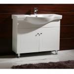 """Долен шкаф за баня с голяма мивка – модел """"Айвън"""""""