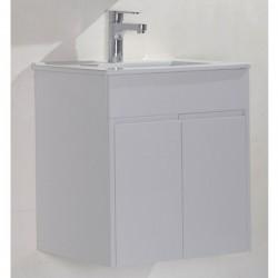 Конзолен PVC долен шкаф за баня –  ICP 5055