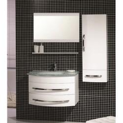 Опционален комплект с PVC шкаф за баня – модел ICP 0853W
