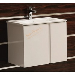 "Мебел за баня – долен PVC шкаф ""Авалон"""