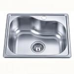 Кухненска мивка от алпака – елегантен дизайн ICK 4741