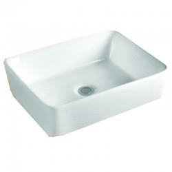 Бял порцеланов умивалник тип тавичка – модел ICB 863