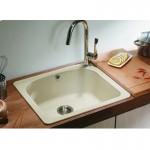 Кухненска мивка за вграждане – гранитна ICGS 8302