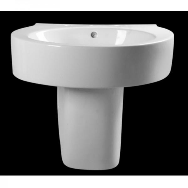 Порцеланова мивка с полуконзола –  модел ICC 2206