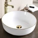 Порцеланов умивалник с декорна нишка – Интер Керамик