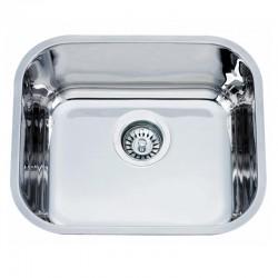 Компактен модел кухненска мивка от алпака – ICK 4034