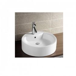 Кръгъл порцеланов умивалник за баня – модел ICB 803