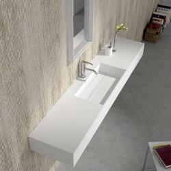 Екстра голям умивалник за стена – модел на Inter Ceramic ICC 18040