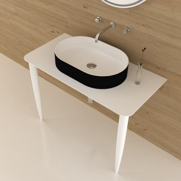 Светъл плот за баня ICC 10072W Интер Керамик